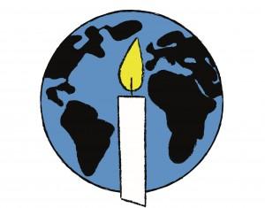 Het officiële Wereldlichtjesdaglogo